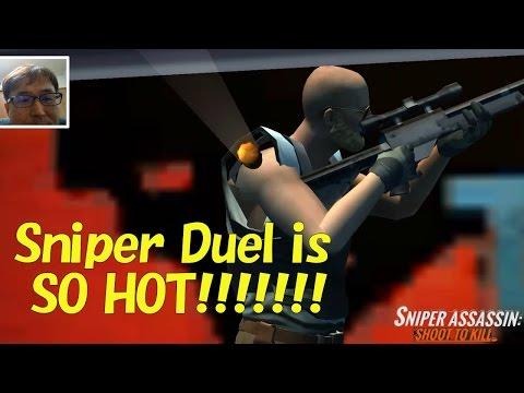 Sniper 3D assassin Sniper Duel Started! So Hot!!