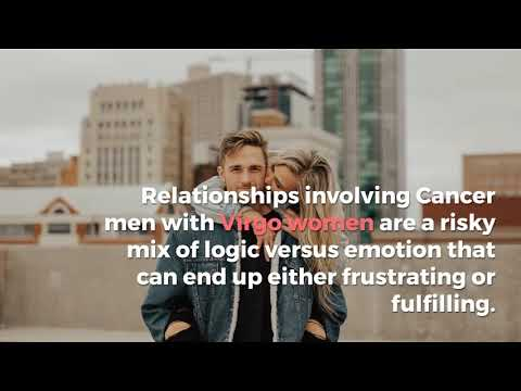 Cancer Man Virgo Woman Compatibility video