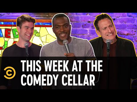 How Gay Men Get Revenge & Getting Dating Tips From Bill De Blasio - This Week At The Comedy Cellar