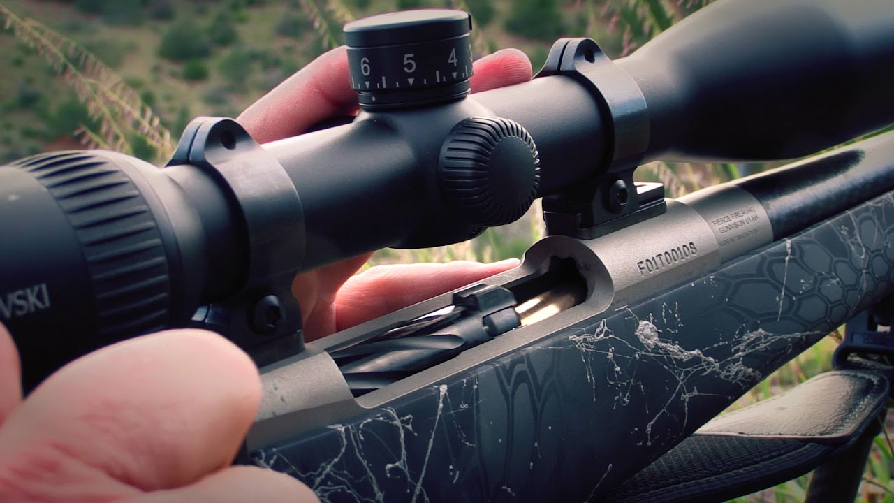 Fierce Firearms - Long-Range Rifles