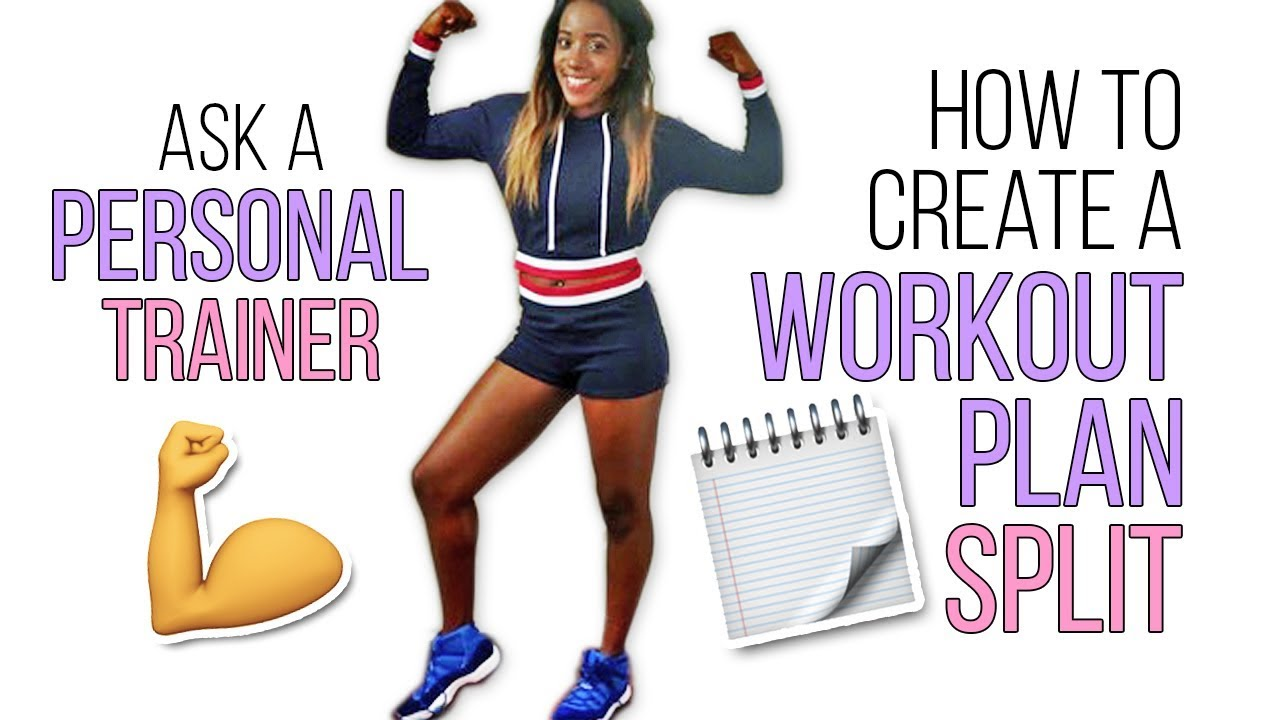 How To Create Your Own Workout Plan   Simple Guide For Beginners