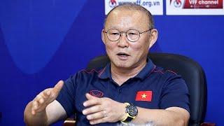 Live họp báo Việt Nam 1  - 0 UAE: Thầy Park nói gì sau chiến thắng