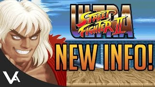 Ultra Street Fighter 2 - Throw Tech, Lite Mode And New Balancing!