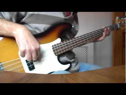 Dr and the Medics   Spirit in the Sky bass cover