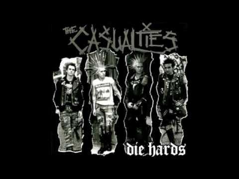 CASUALTIES-Punk Rock-Die Hards