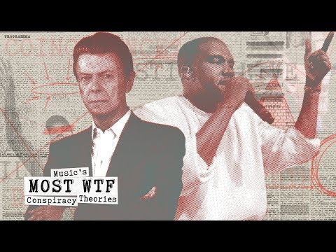 The David Bowie & Kanye West Conspiracy Theory, Explained