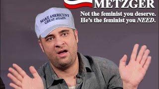 Feminist Blogger vs Comedian Kurt Metzger