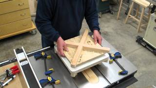 Plywood Clamping Jig - Making Plywood Part 1