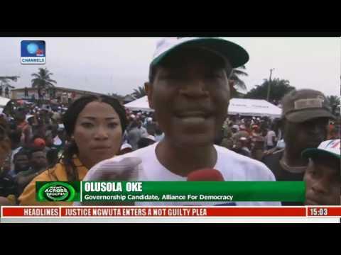 News Across Nigeria: Oke Promises Development, Better Life For Ondo People