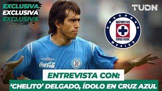 Exclusiva | Entrevista con César 'Chelito' Delgado | TUDN