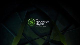 Dota2 Frankfurt Major - Day 5