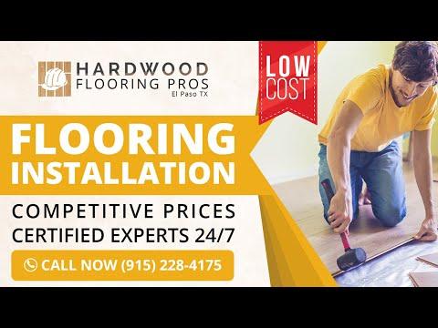 Flooring Installation Canutillo TX | Call Today (915) 228-4175
