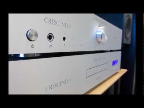 Audio Analogue Crescendo Amplifier Overview