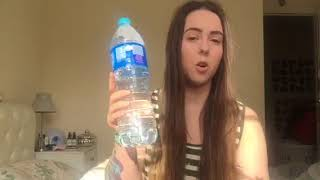 I NEED TO DRINK WATER! LITHIUM STRUGGLES!