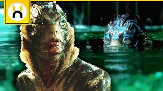 The Shape of Water Monster Explained streaming