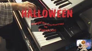 Halloween Theme  Piano Cover - Sheet music