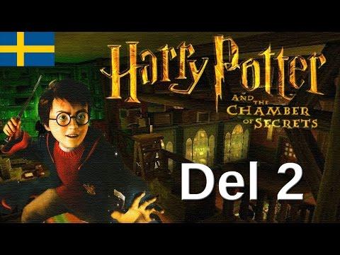 Harry Potter och Hemligheternas Kammare | Walkthrough | Del 2 | Diagongränden (PS2)