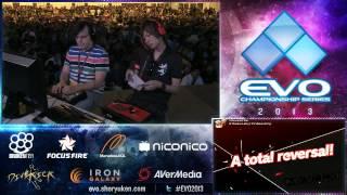 EVO 2013: Persona 4 Arena - Top 8