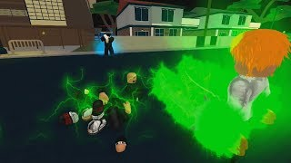 I use my transformation to protect my territory! Roblox: Mafia City