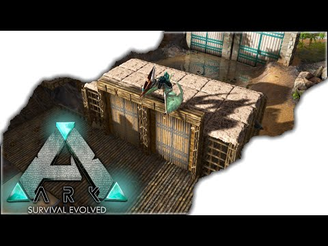 Ark: Survival Evolved ~ S3 Ep 82 ~ Building a Bird Cage!
