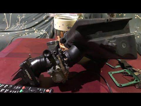 Full Review VFORCE 4 & Modifikasi Intake Yamaha 125ZR