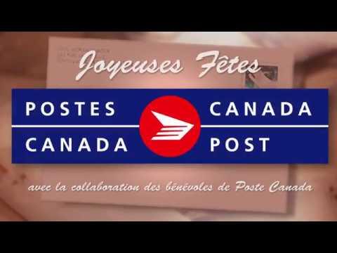 Faut Il Un Timbre Pour La Lettre Au Pere Noel.Ecrivez Au Pere Noel Et Il Vous Repondra Postes Canada 2017