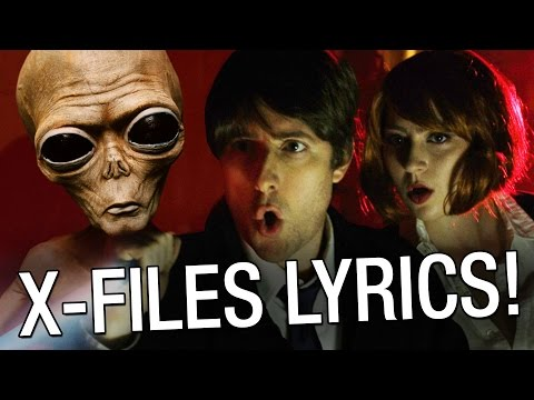 The X-Files Theme Song (With Lyrics!) - Loot Crate January 2016 Theme Video