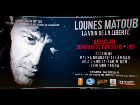 Lounes Matoub, La voix de la Liberté