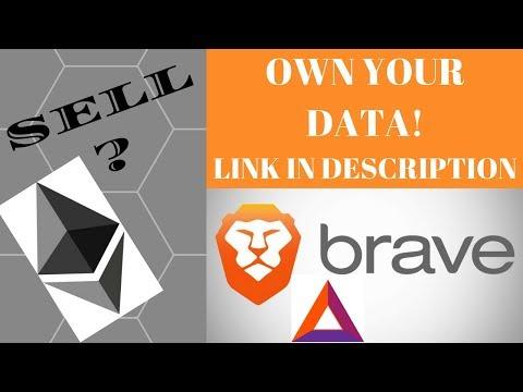 Ethereum Short Term Top Soon? Brave Browser + BAT = A NEW DEAL ! ECA Giveaway