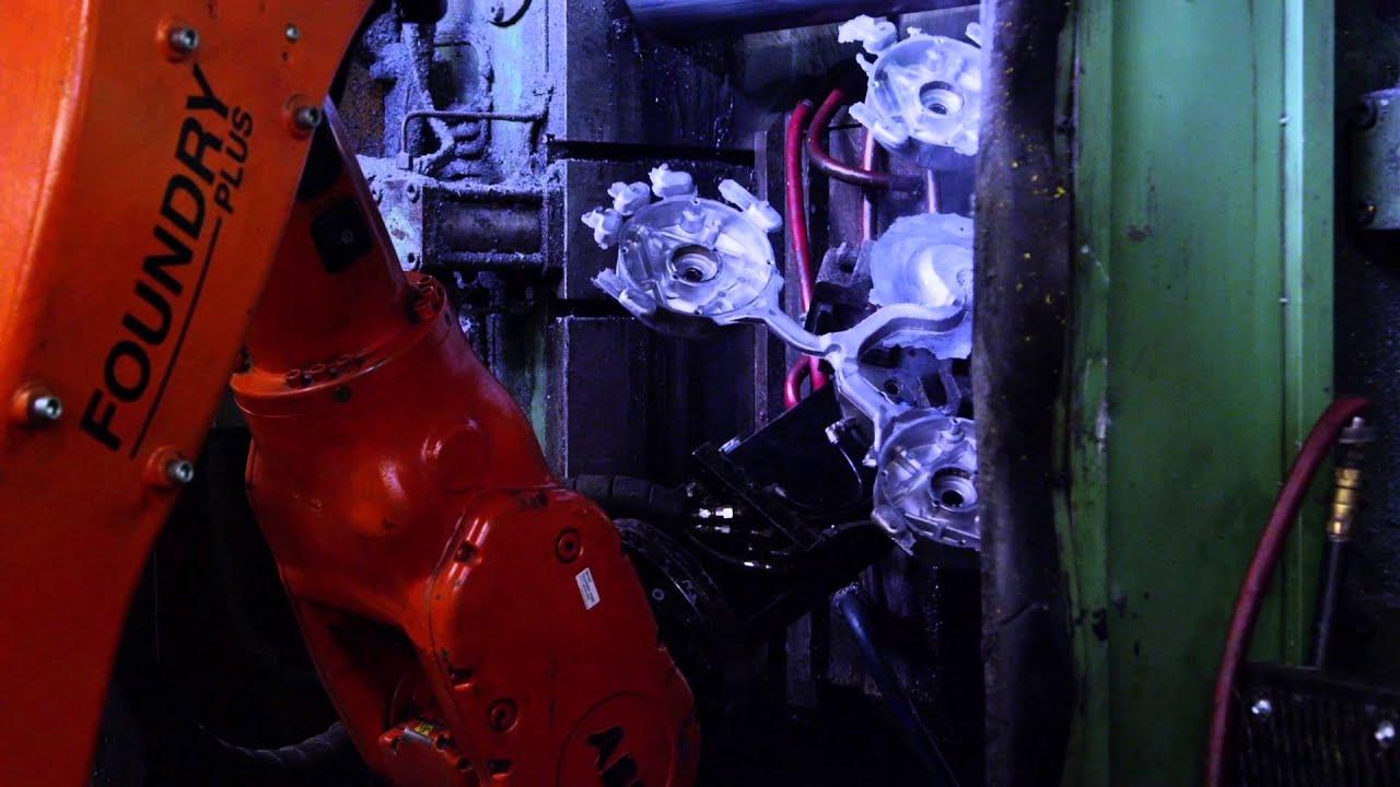 Abb Robotics Electric Motor Manufacturing At Baldor Abb