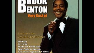 Think Twice - Brook Benton
