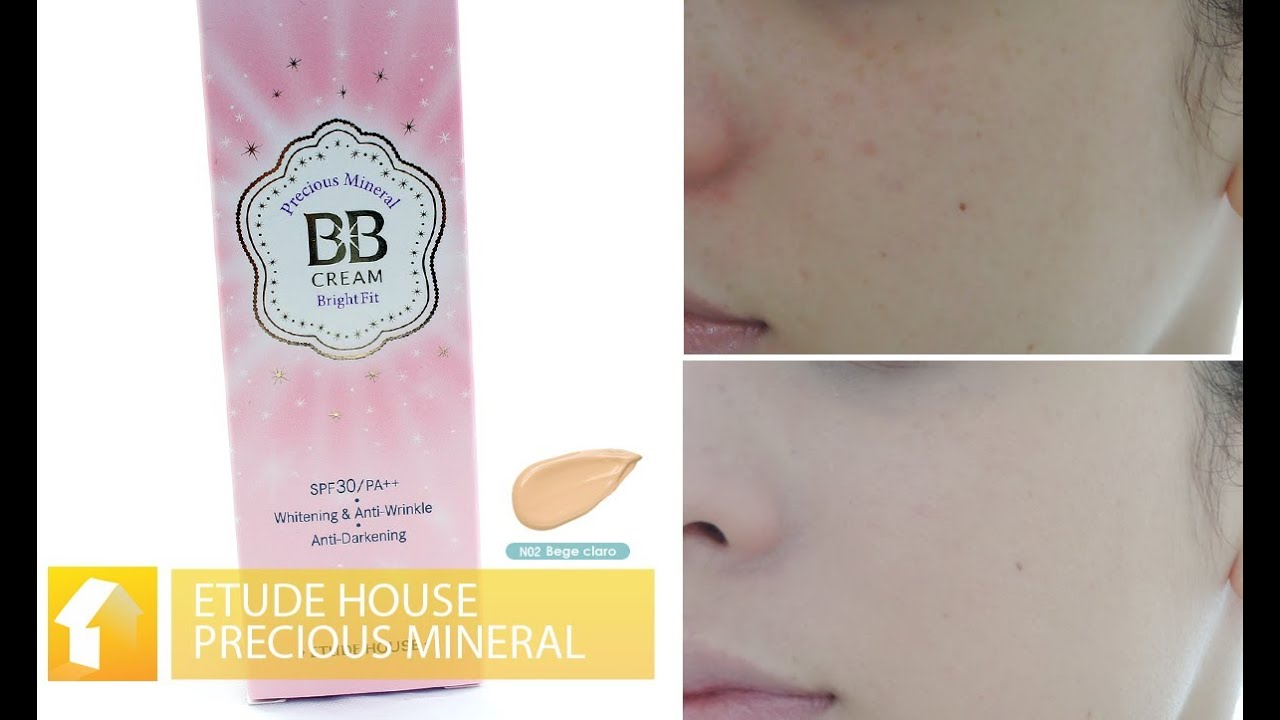 Etude house precious mineral review