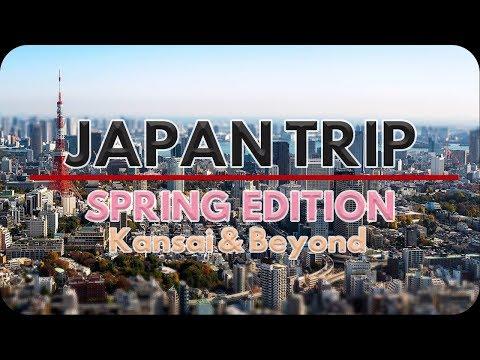 Japan Adventure: Spring Edition (Kansai)