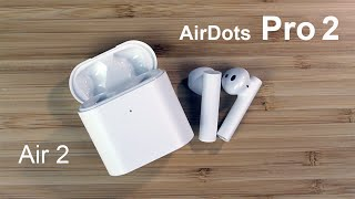 Xiaomi Mi AirDots Pro 2: Budget AirPods alternative?