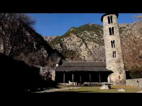 28 de desembre White Heaven a l'església de Sta Coloma - Andorra la Vella