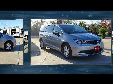 2018 chrysler pacifica lx in victoria tx 77901 youtube. Black Bedroom Furniture Sets. Home Design Ideas