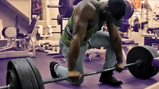 Brutal Deadlifts.... with Dorian Yates | Mini Rant | Gabriel Sey