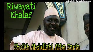 074 AlMuddassir - Sheikh Abdullahi Abba Zaria - Riwayati Khalaf