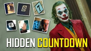 JOKER: The Hidden Countdown In The Background Of Scenes Explained | NUMBERS FAN THEORY