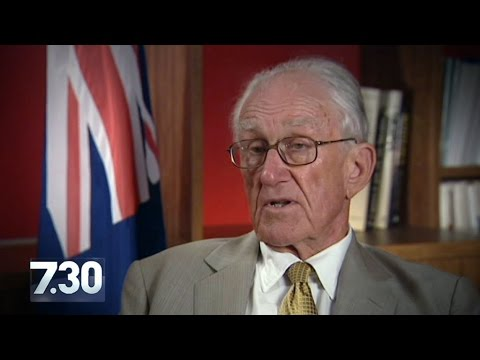 Malcolm Fraser On His Legacy And Modern Politics