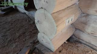 видео Глава 5 Электропроводка в деревянном доме / Современный монтаж электропроводки и теплых полов