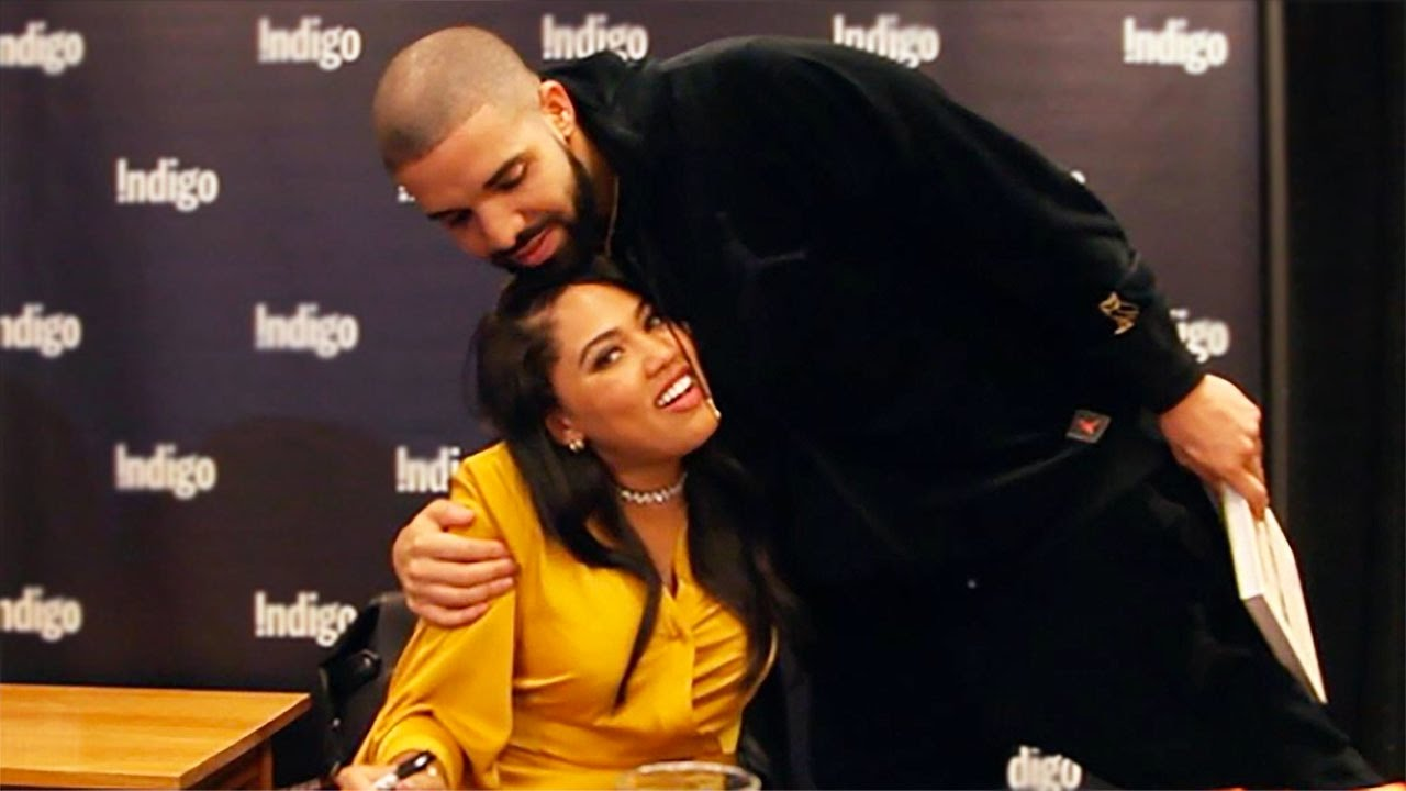 Ayesha Curry Gets Huge Surprise From Drake YouTube