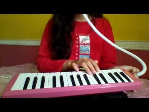 Video Cover Laskar Pelangi Nidji (pianika)