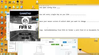 How to fix RS button in FIFA 17 (PC)