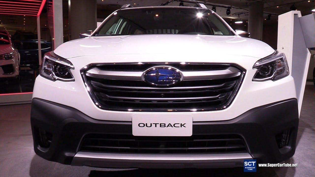 2020 Subaru Forester Turbo, STI, Hybrid >> 2020 Subaru Outback Touringxt Exterior Interior Walkaround Debut 2019 New York Auto Show