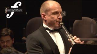 C.M. von Weber - Clarinet Concerto No. 1: 2 - Adagio ma non troppo - Roeland Hendrikx with Frascati