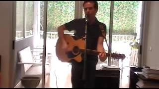 "Edui Bercedo -"" THE WIDTH OF A CIRCLE ( David Bowie cover)""-(20-02-2013)"