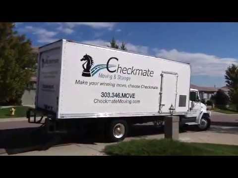 Checkmate Moving U0026 Storage   Denver Moving Company
