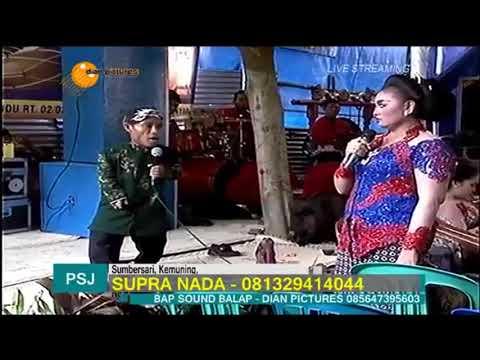 GUYONAN & Nyanyi ^^Waru Doyong Parikan^^ Uncek ft Mboke Ndembik SUPRA NADA 2017
