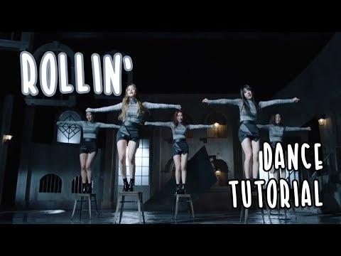 BRAVE GIRLS (브레이브걸스) - Rollin' (롤린) | dance tutorial